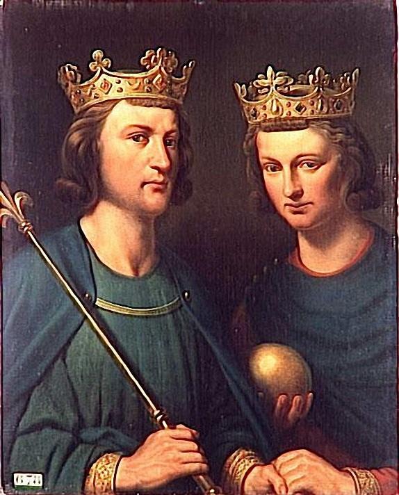 La mort stupide du roi Louis III
