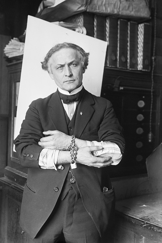 La mort stupide de Houdini