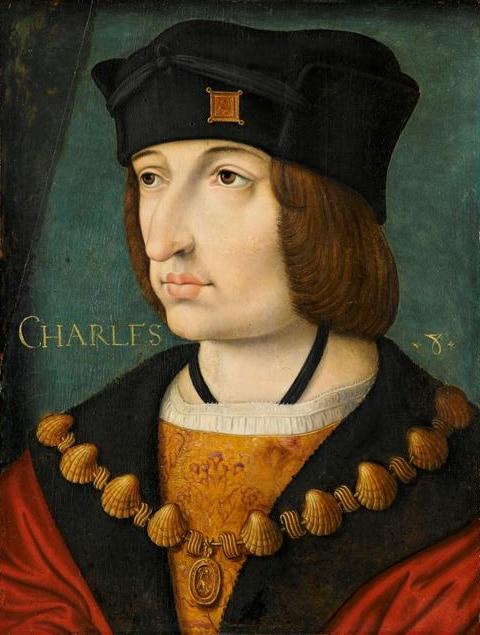 Mort stupide de Charles VII
