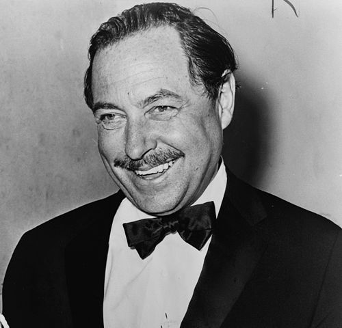 Mort de tennessee Williams